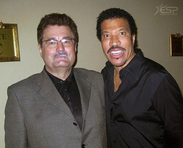 Lionel RIchie & Elwood Saracuse