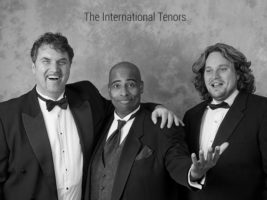 THE INTERNATIONAL TENORS