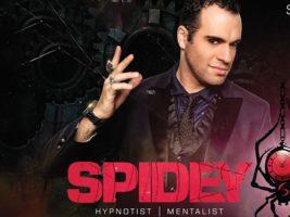SPIDEY – HYPNOTIST | MENTALIST